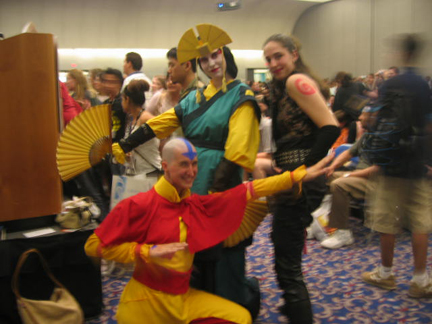 3 D Sexy Avatar Cosplay